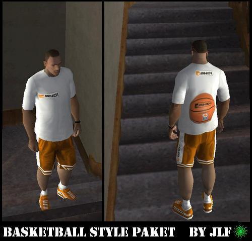 BasketballStylePaket